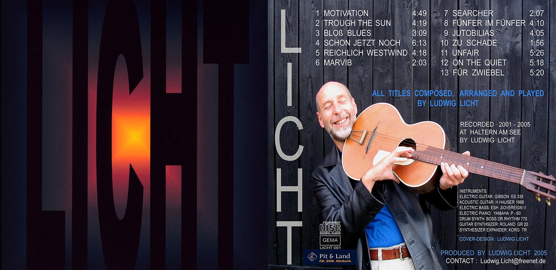 CD von Ludwig Licht