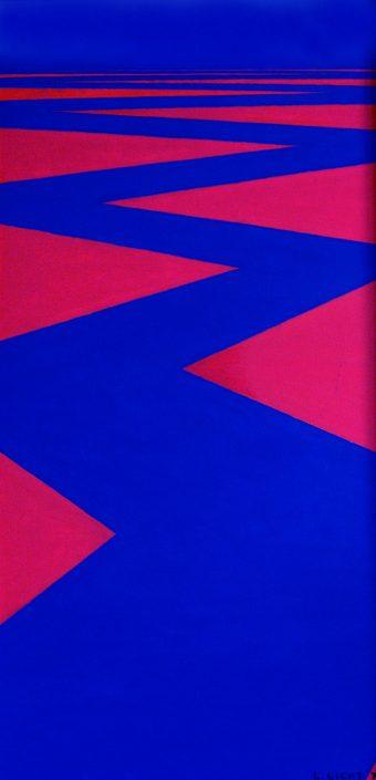 Druck (Oel) 1976