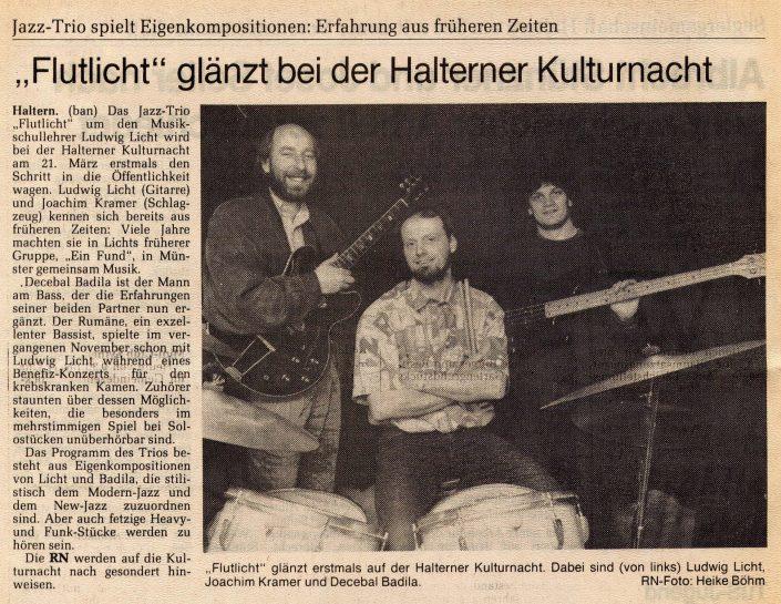 Ruhr-Nachrichten, 11.03.1992