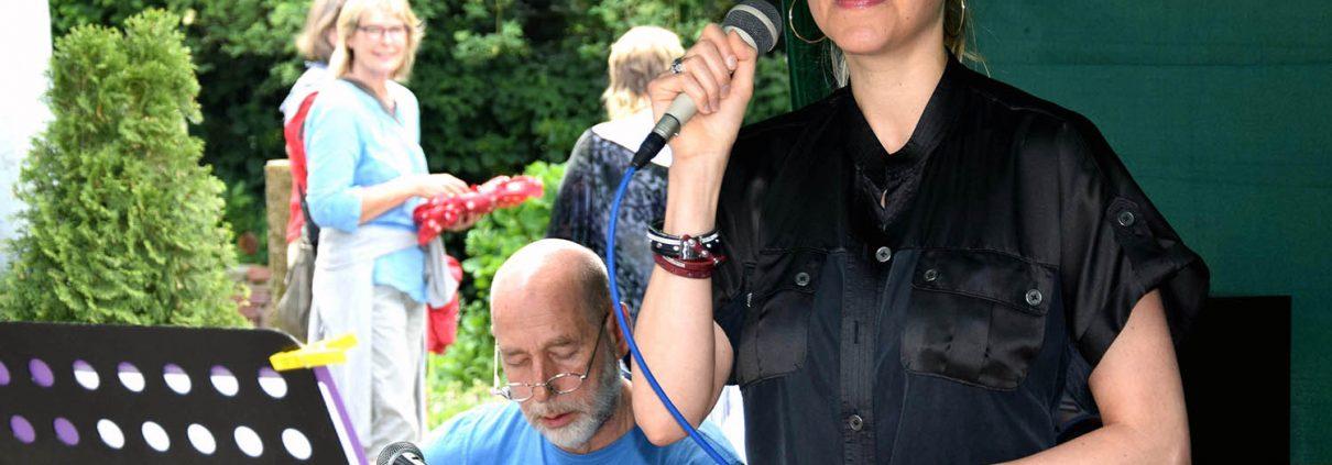 Duo LICHT, Ludwig und Julia Licht
