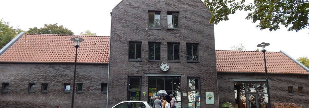 """Das Kunstzentrum """"Billerbecks Bahnhof"""" (Foto: Ludwig Licht)"""