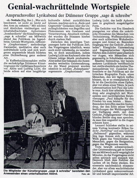 Nottuln 16.11.1994