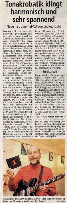 Ruhr-Nachrichten 12.12.2005