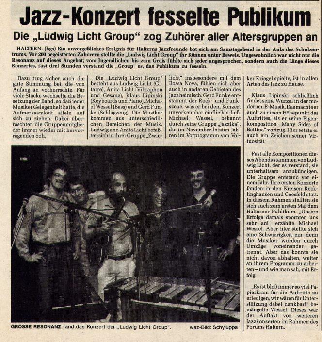 WAZ 13.05.1985