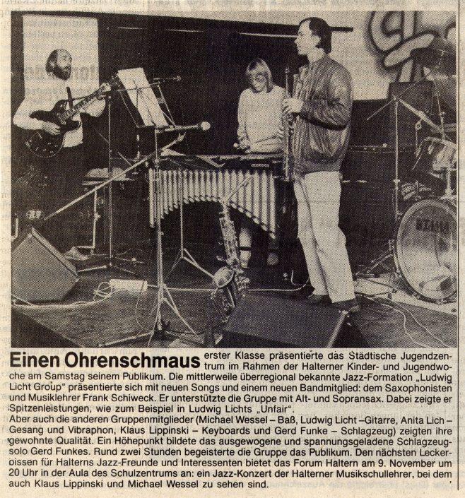 WAZ 28.10.1985